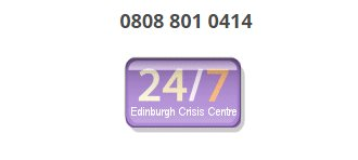 247 Edinburgh Crisis Centre